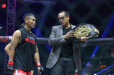 OnePride MMA dan One Championship Kolaborasi
