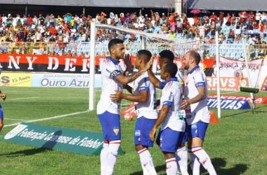 Resultado Guarany de Sobral x Fortaleza AO VIVO (0-1)