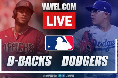 Highlights and Runs: Arizona D-Backs - Los Angeles Dodgers in MLB 2021 (3-5)