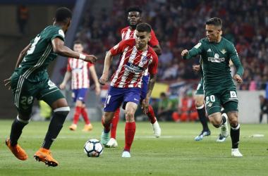 L'Atletico Madrid impatta in casa: 0-0 al Metropolitano contro un ottimo Betis