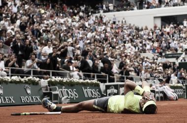 Foto: Divulgação / Roland Garros