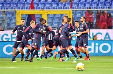 Fonte: Genoa CFC official Twitter