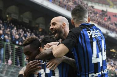 Inter, mirino sul Chievo - Twitter Borja Valero
