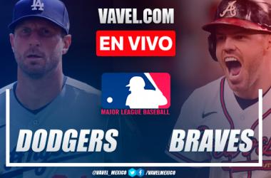 Resumen y carreras: Los Ángeles Dodgers 4-5 Atlanta Braves en Juego 2 de MLB 2021
