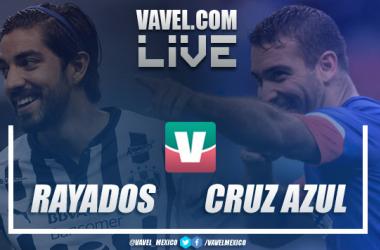 Monterrey 0-2 Cruz Azul Final Copa MxResultado y goles
