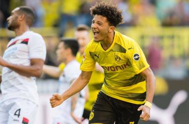 Jadon Sancho: il nuovo oro giallonero | Twitter Jadon Sancho