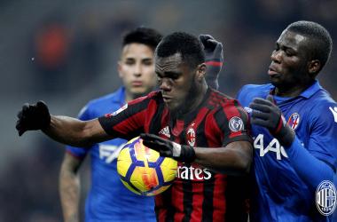 Bologna - Milan in diretta, LIVE Serie A 2017/18 (1-2): I rossoneri tornano alla vittoria!
