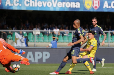 Fonte: ChievoVerona official Twitter