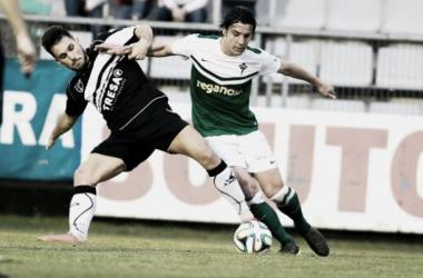 Adrián Cruz podría ser el segundo fichaje de Osasuna