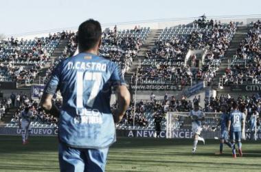 Getafe CF 2014/15: Diego Castro