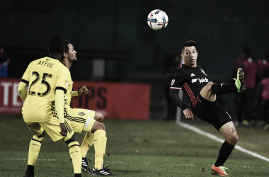 Undefeated Columbus Host Winless D.C. United | Photo: DCUnited.com
