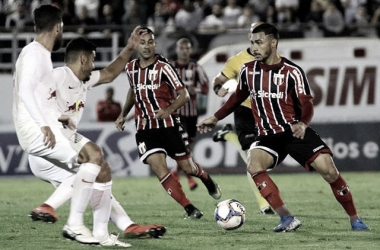 Bragantino e Botafogo-SP empatam sem gols pela Série B