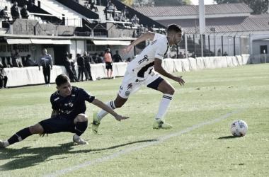Jornada 10- Zona A- Primera Nacional- Quilmes 0- Estudiantes de Buenos Aires 0