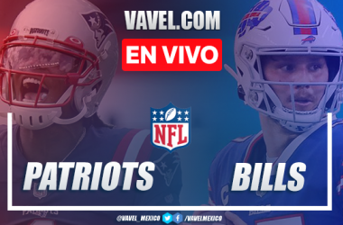 Resumen y Touchdowns del Patriots 21-24 Bills en la Semana 8 de la NFL 2020