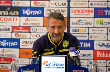 Chievo Verona: presentato il nuovo tecnico Lorenzo D'Anna