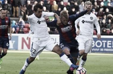 Huesca recebe Getafe na abertura dos playoffs de acesso à La Liga