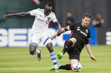The Montreal Impact and D.C. United will square off tomorrow night. | Source: Tony Quinn