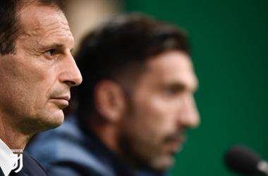 """Coppa Italia, Allegri: """"Non parlo di Scudetto. Mandzukic e De Sciglio a disposizione"""""""