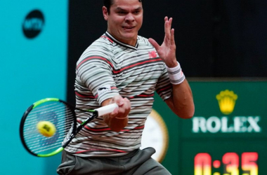 ATP Madrid - Raonic piega Dimitrov