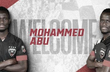 Mohammed Abu vuelve a la MLS