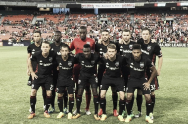 DC United take down the Portland Timbers 2-0. (Photo credit: @dcunited)
