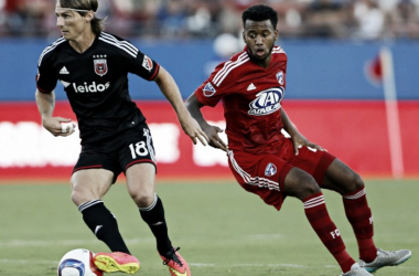 FC Dallas looks to take care of business against D.C. United. | Source: G.J. McCarthy