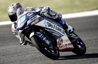 Jorge Martín vuela en Jerez y logra la pole de Moto3