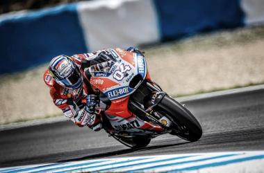 Foto: Twitter - @DucatiMotor