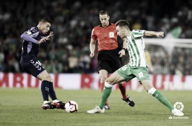 Real Betis y Real Valladolid se miden en Heliópolis. | Foto: LaLiga
