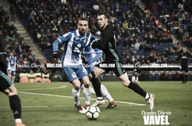 Sergi Darder ante el Real Madrid (Foto: Noelia Déniz)