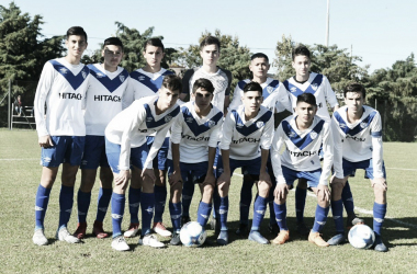 Superliga Juvenil: Vélez - Independiente