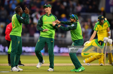 2019 Cricket World Cup: South Africa upset Australia to shake up knockout stages