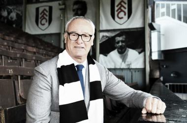 Claudio Ranieri, nuevo entrenador del Fulham