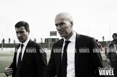 """Zidane afirma que aceitaria ser treinador do Real Madrid: """"Jamais vou recusar um desafio"""""""