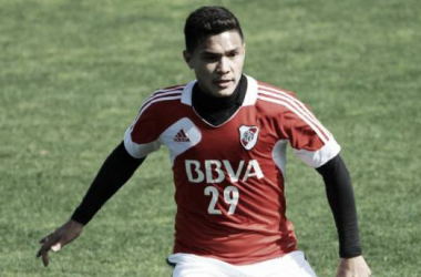 Teo y Mora, concentrados para enfrentar a San Lorenzo