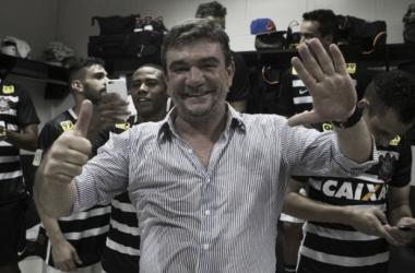 Presidente está na sua segunda passagem pelo Timão (Foto: Daniel Augusto Jr./Agência Corinthians)