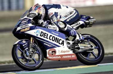 Martín logra en Le Mans su tercera pole consecutiva de la temporada