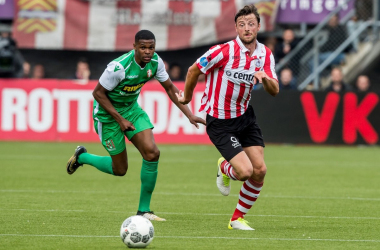 Source photo: twitter Sparta Rotterdam