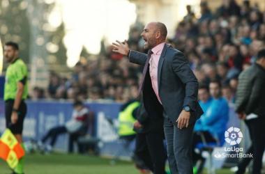 """Paco Jémez: """"Hoy el equipo ha dado una buena medida de lo que puede llegar a ser"""""""