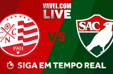 Resultado Náutico x Salgueiro pelo Campeonato Pernambucano (3-2)