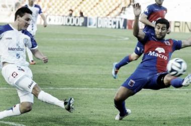 Godoy Cruz vs Tigre, año 2014. Foto: Web.