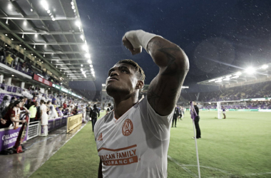 Josef Martínez marcó el primero | Imagen: @ATLUTD