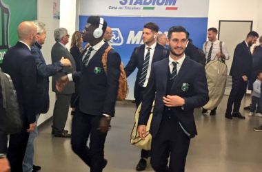 Fonte: U.S. Sassuolo official Twitter