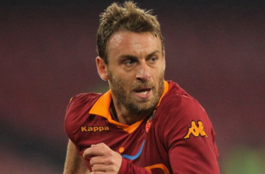 Daniele De Rossi and Roma, while expected to be good, have taken Italy by storm this season collecting 15 of a possible 15 points so far.