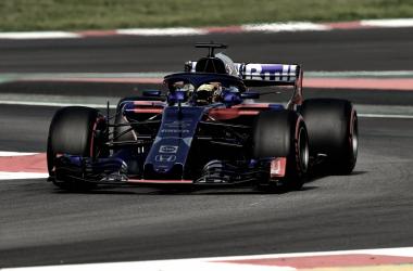 Toro Rosso prescinde de su diseñador jefe