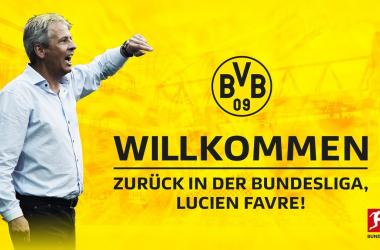 Bundesliga, Favre è il nuovo allenatore del Dortmund