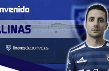 Salinas es nuevo jugador del Linares Deportivo