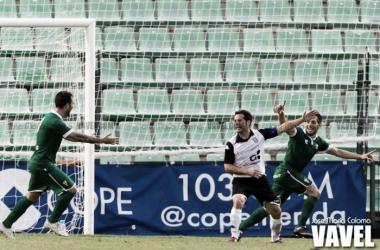 Resultado: Algeciras - Mérida en Segunda B (1-2)