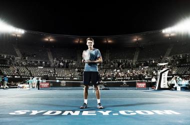Foto: Divulgação / Sydney Tennis