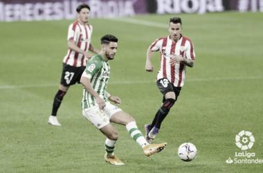 Resumen Real Betis vs Athletic en VIVO y en directo en Copa del Rey 2021 (1-4)